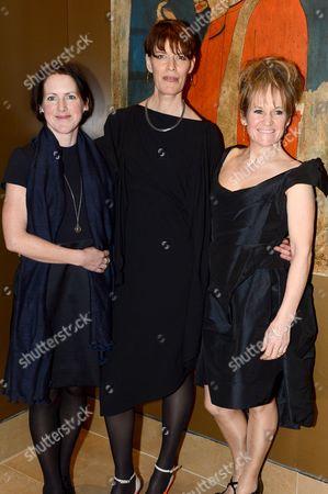 Tracy O'riordan, Clio Barnard and Lorraine Ashbourne