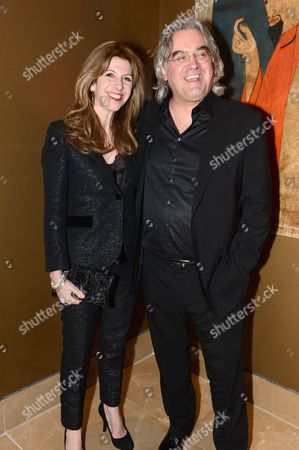 Joanna Greengrass and Paul Greengrass