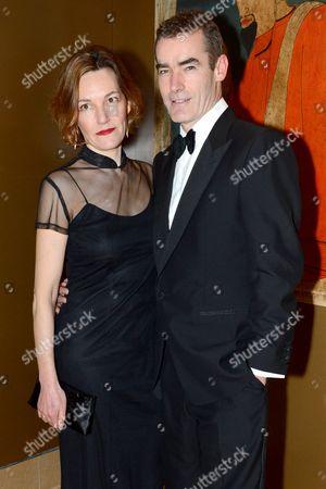 Tanya Ronder and Rufus Norris