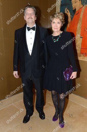 Andre Singer and Lynette Singer