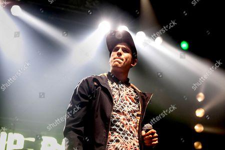 Editorial image of Biga Ranx in concert at Le Bataclan, Paris, France - 30 Jan 2014