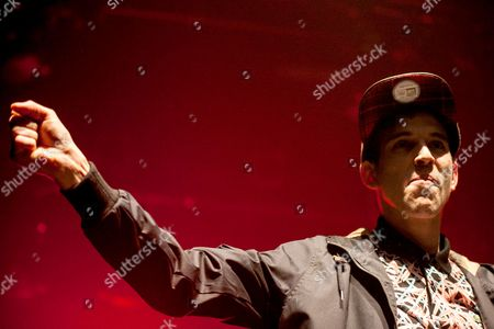 Editorial picture of Biga Ranx in concert at Le Bataclan, Paris, France - 30 Jan 2014