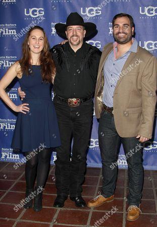 Stock Photo of Erin Krozek, Wade Earp, Matt Livadary