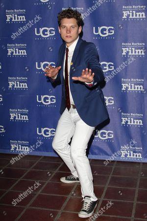 Editorial image of 29th Santa Barbara International Film Festival, Los Angeles, America - 01 Feb 2014