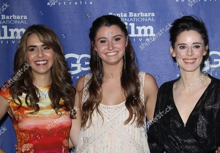 Editorial photo of 29th Santa Barbara International Film Festival, Los Angeles, America - 01 Feb 2014