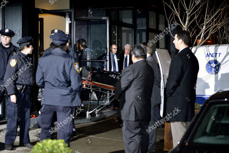 Editorial picture of Death of Philip Seymour Hoffman, New York, America - 02 Feb 2014