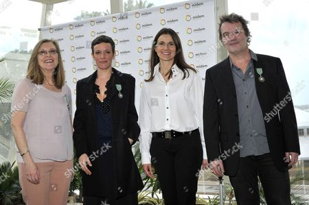 Editorial image of 48th MIDEM in Cannes, France - 02 Feb 2014