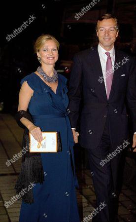Princess Carolina and Albert Brenninkmeijer
