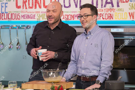 Editorial image of 'Sunday Brunch' TV Programme, London, Britain - 02 Feb 2014