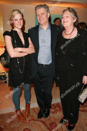 Lydia Fox, James Fox and Mary Elizabeth Piper