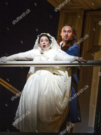 Editorial photo of 'Don Giovanni' play performed at the Royal Opera House, London, Britain - 29 Jan 2014
