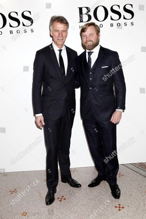 Claus-Dietrich Lahrs and Alex Thompson