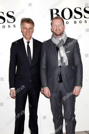 Claus-Dietrich Lahrs and Gerd von Podewils