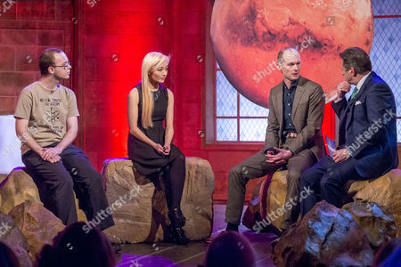 Editorial photo of 'The Alan Titchmarsh Show' TV Programme, London, Britain - 03 Feb 2014