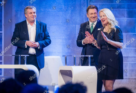 Editorial picture of 'The Alan Titchmarsh Show' TV Programme, London, Britain - 03 Feb 2014