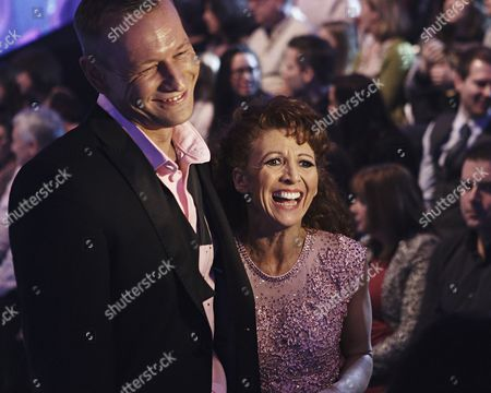Behind the scenes : Andrei Lipanov and Bonnie Langford