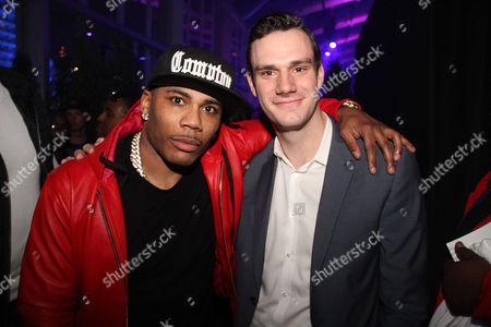 Nelly, Cooper Hefner