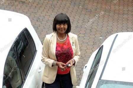 Ndileka Mandela