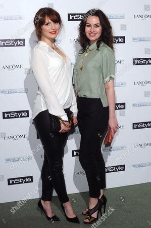 Tamla Kari and Maimie McCoy