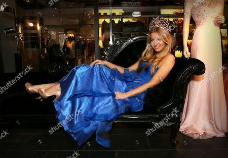 Miss England, Kirsty Heslewood