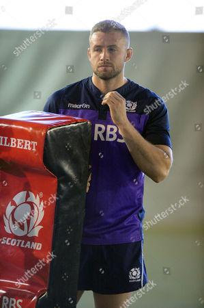 Kieran Low - Scotland squad lock