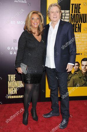 Denise Rich and Niels Lauersen