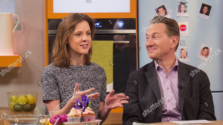 Editorial picture of 'Lorraine Live' TV Programme, London, Britain - 05 Feb 2014