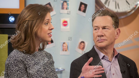 Editorial image of 'Lorraine Live' TV Programme, London, Britain - 05 Feb 2014