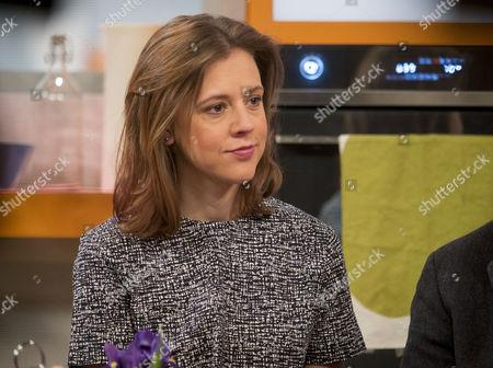 Editorial photo of 'Lorraine Live' TV Programme, London, Britain - 05 Feb 2014