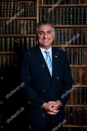 His Royal Highness Prince Reza Pahlavi