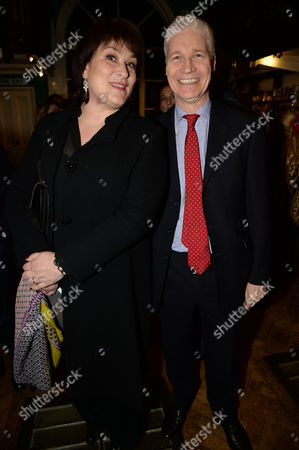 Sarah Vine and Richard Kay
