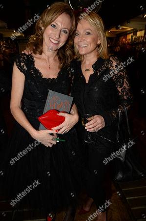 Allie Byrne Esiri and Helen Fielding