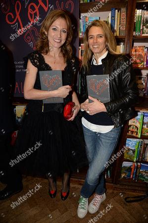 Allie Byrne Esiri and guest