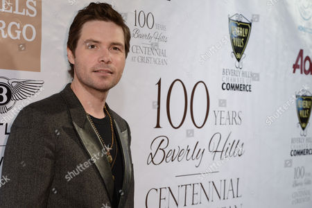 Editorial image of 'East meets West' Beverly Hills 100th Anniversary Celebration, Los Angeles, America - 05 Feb 2014