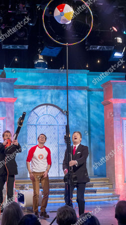 Editorial picture of 'The Alan Titchmarsh Show' TV Programme, London, Britain - 05 Feb 2014