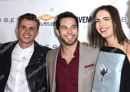 Stock Picture of Kenny Wormald, Skylar Astin, Camilla Belle