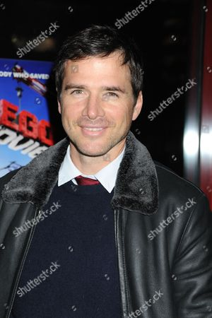 Stock Picture of Matthew Settle