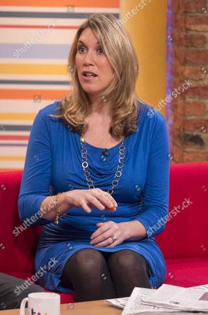 Editorial photo of 'Daybreak' TV Programme, London, Britain - 06 Feb 2014