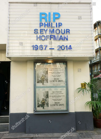Tribute to Philip Seymour Hoffman on Screen on the Green cinema, London