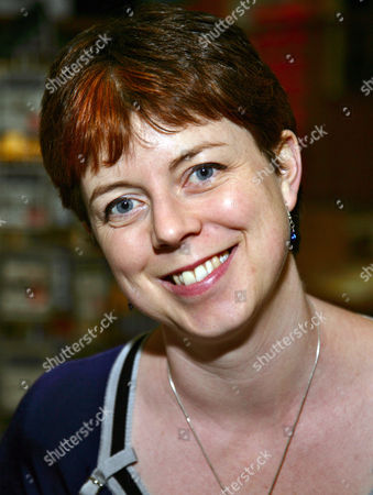 Editorial image of Jo Cotterill 'Looking at the stars' book promotion, Oxford, Britain - 05 Feb 2014