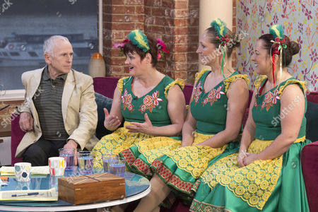 Editorial image of 'This Morning' TV Programme, London, Britain - 06 Feb 2014