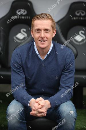 Head coach Garry Monk.