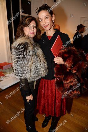 Pilar Boxford and Marpessa Hennink