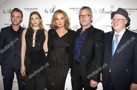 Tom Felton, Elizabeth Olsen, Jessica Lange, Charlie Stratton and Matt Lucas