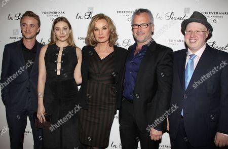 Editorial picture of 'In Secret' film premiere, Los Angeles, America - 06 Feb 2014