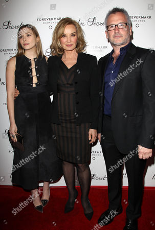 Editorial image of 'In Secret' film premiere, Los Angeles, America - 06 Feb 2014