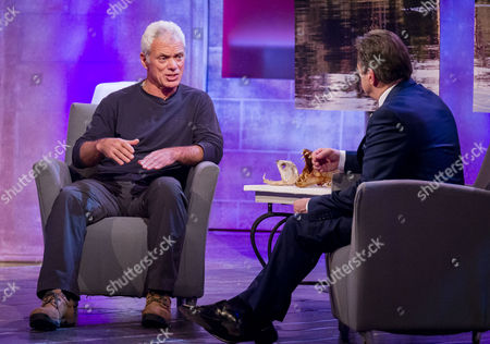 Jeremy Wade and Alan Titchmarsh