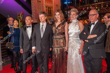 Editorial picture of 'The Grand Budapest Hotel' film premiere at the 64th Berlinale International Film Festival, Berlin, Germany - 06 Feb 2014