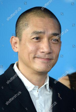 Stock Image of Tony Leung Chiu-wai