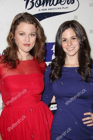 Rebecca Faulkenberry, Natalie Roy